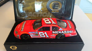Menards Address Plaques by Dale Earnhardt Jr 81 Menard U0027s 2005 Monte Carlo Elite Nascar