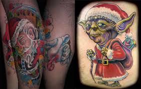 Tattoos Ideas For Kids 10 Best U0026 Unique Christmas Tattoo Designs U0026 Ideas 2012 For Kids