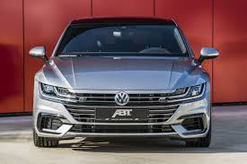 volkswagen arteon 2017 vw arteon with 336 hp and 420 nm