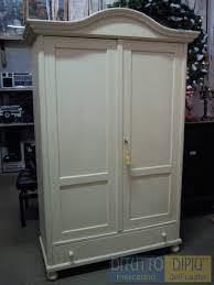 armadi rack usati gallery of armadio a due ante usato armadio guardaroba legno kit