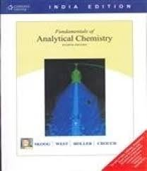 fundamentals of analytical chemistry 8th edition buy