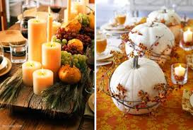 8 thanksgiving table decorating ideas for a modern festive