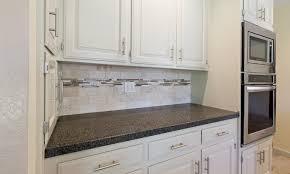travertine tile for backsplash in kitchen