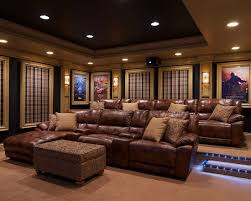 Best Home Theater Room Inspiration Images On Pinterest - Home media room designs