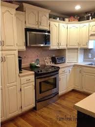 Painting Kitchen Cabinets Brown by 130 Best Annie Sloan Chalk Painted Kitchens Images On Pinterest