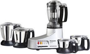 Panasonic Kitchen Appliances India Panasonic Mx Ac555 550 W Juicer Mixer Grinder Price In India Buy