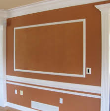 Basement Chair Rail - gallery joel braun construction remodeling projects