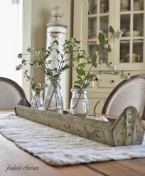dining room table floral arrangements kitchen decorative centerpieces for dining table centerpieces