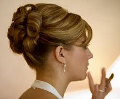 Elegant Chignon Hairstyle by Wedding Hairdos Short Hair Mother Updo Hairstyles For Weddings Of