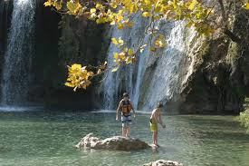 Oklahoma nature activities images Things to do turner falls park