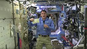 here s how the international space station is celebrating