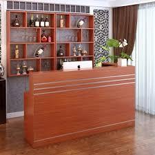 Corner Reception Desk Reception Desk Corner Minimalist Reception Cashier Counter Tea