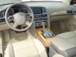 audi a6 beige interior 2005 audi a6 information and photos zombiedrive