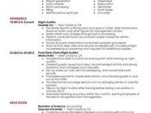 resume sample customer service hospitality industry free resume