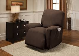 Recliners That Don T Look Like Recliners Red Barrel Studio Madden Box Cushion Recliner Slipcover U0026 Reviews