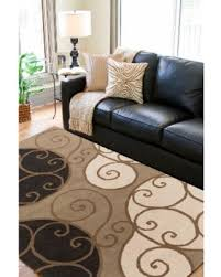 6 X 9 Oval Area Rugs Snag This Sale 20 Tufted Ying Yang Oval Wool Area