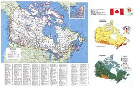 Canada Map With Cities by Map Of Canada City Geography Canada Map Of Cities