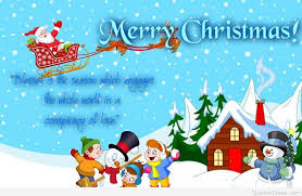 best merry christmas blessings wishes cards and wallpapers