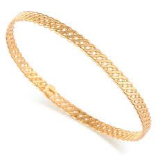 gold fine bracelet images Fine hollow bohemia stylish wholesale pure gold color diameter jpg