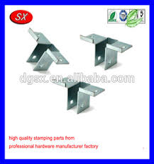 Bed Frame Connectors Custom Zinc Plating Steel Metal Bed Frame Connectors Furniture Bed