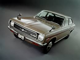 nissan cherry vanette datsun sunny coupe b110 u002704 1970 u201305 1973