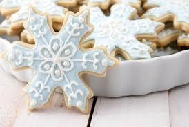 snowflake cookies snowflake sugar cookies recipe cake and