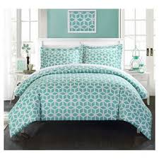 Geometric Duvet Cover Geometric Duvet Cover Set Target