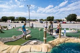 Hutch News Classifieds Photos Hutch Putt Miniature Golf Course The Hutchinson News