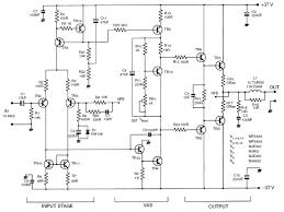 Transformer Coupled Transistor Amplifier Schematic Transistor Amplifier Circuits U2013 Readingrat Net