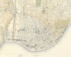 Ohio Canal Map by 1914 Topographic Map Of Cincinnati 1914 Edition Of The 191 U2026 Flickr