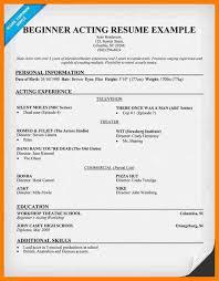 Beginner Acting Resume Template Create My Cover Letter Best Lawyer Cover Letter Exles Modern