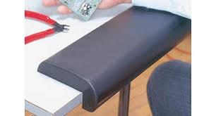 Desk Protector Pad by Alimed Deluxe Edge Desk Protector 73075