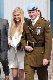 prince harry s girl friend chelsy davy lifts the lid on her seven year relationship with prince