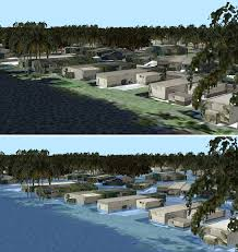 Home Design Show Ft Lauderdale by Assessing Flood Risk In Florida With 3d Gis U2013 Cybercity 3d Inc
