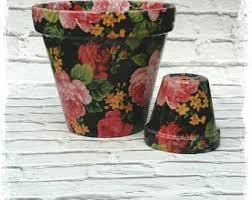 Indoor Planter Pots by Indoor Plant Pot Etsy
