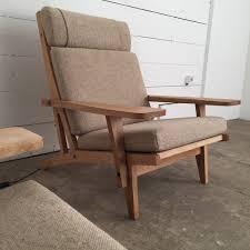 hans wegner armchairs espace nord ouest