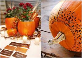 Fall Wedding Decoration Ideas A Bud fall wedding