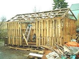 How To Make A Shed Out Of Wood Pallets by 124 Best Workshop Pallets Images On Pinterest Wood Reclaimed