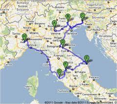 udine italy map map of italy udine travelquaz