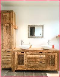 vanité chambre de bain salle de bain en bois 178560 vanité espace bois popstarsusa com