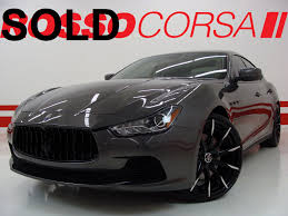 custom maserati rosso corsa gallery cars inventory
