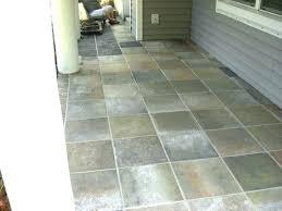 Design For Outdoor Slate Tile Ideas Outdoor Tile Ideas Design Tile Car Porch Outdoor Tiles For Porch