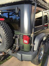 camping jeep jeep rubicon overland for sale full setup camping hunting