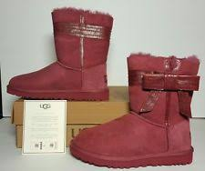 s ugg australia josette boots ugg australia suede mid calf pull on boots for ebay