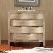 36 inch curved chest bathroom vanity by cole u0026 co