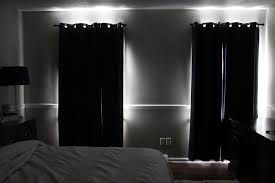 Eclipse Brand Curtains Master Bedroom Update