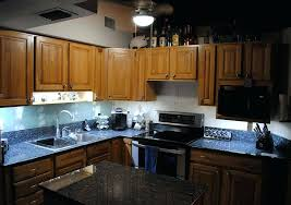 Battery Lights For Under Kitchen Cabinets Led Lighting For Under Kitchen Cabinets U2013 Kitchenlighting Co