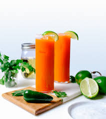jalapeno margaritas spicy carrot margaritas