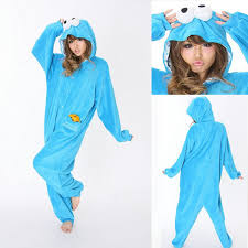 cookie onesies hoodie pyjama animal kigurumi pajamasbuy