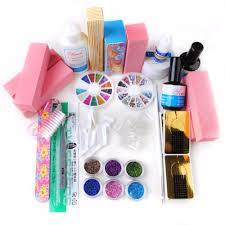 popular gel nails set buy cheap gel nails set lots from china gel